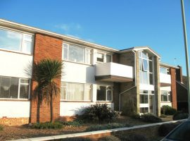 LET AGREED   Highcliffe Court, Highcliffe Close Lympstone                                                   £695.00